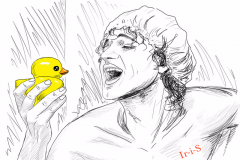 Неведомая желтая фигня
